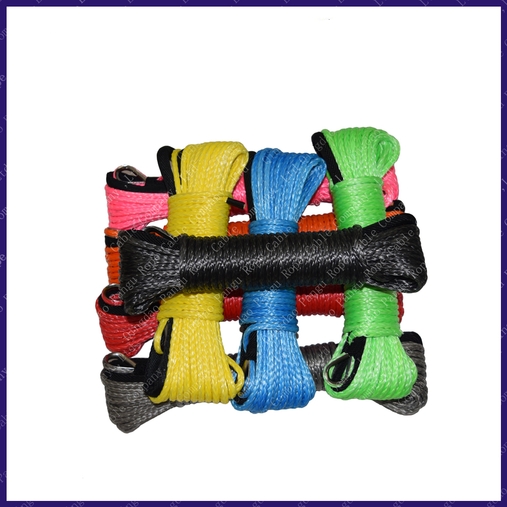 pang ATV winch rope cable